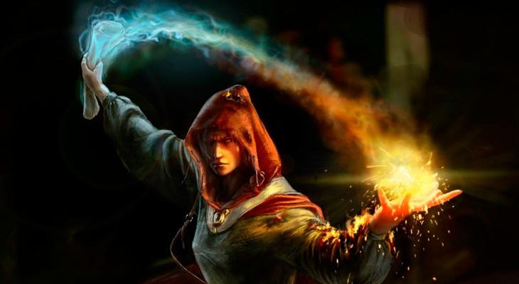 Раздел № 812: Осада - Чернокнижник в мире магов огненный шар