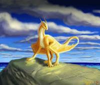Ранобэ золотой дракон